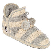 MUK LUKS® Womens Amira Boot Slippers