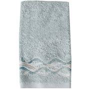 Sketchbook Waves Fingertip Towel