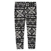 Arizona Solid Cotton Leggings - Baby