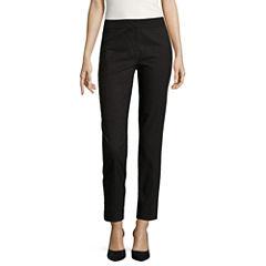 Liz Claiborne® Jacquard Ankle Pants