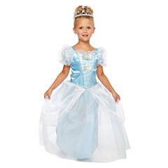 Disney Collection Cinderella Costume, Tiara or Shoes