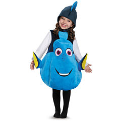 Finding Dory 2-pc Finding Dory Dress Up Costume Unisex