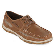 St. John`s Bay Snapper Mens Boat Shoes