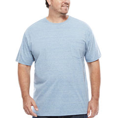 The Foundry Big & Tall Supply Co. Short-Sleeve Fashion Pocket Tee