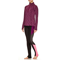 Xersion™ Performance 1/2 Zip Pullover or Colorblock Barre Leggings