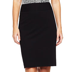 Liz Claiborne® Essential Pencil Skirt - Tall
