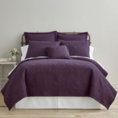 purple comforters & bedding sets for bed & bath - jcpenney