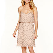 Simply Liliana Beaded Blouson Dress