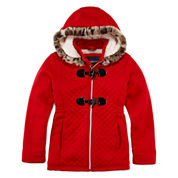 Limited Too Girls Midweight Fleece Jacket-Preschool