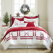 North Pole Trading Co 4-pc. Quilt Set