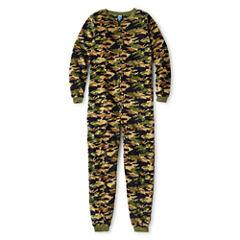 Jellifish Kids Fleece Zip-Front Pajamas – Boys