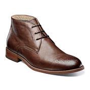 Florsheim® Rockit Mens Leather Chukka Boots