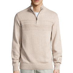 Dockers Long Sleeve Pullover Sweater