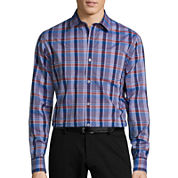 Claiborne® Long-Sleeve Woven Classic-Fit Shirt