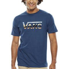 Vans® Classic Drop V Fill Graphic T-Shirt