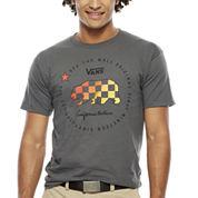 Vans® Bear Check Graphic T-Shirt