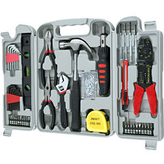 Stalwart™ 130-pc. Hand Tool Set