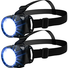 Stalwart™ Set of 2 Headlamps