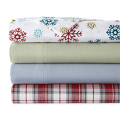 Home Expressions™ Flannel Sheet Set