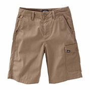 Vans Cotton Cargo Shorts - Big Kid Boys