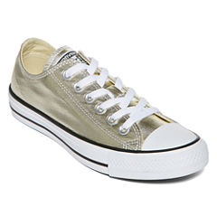 Converse® Chuck Taylor All Star Metallic Sneakers-Unisex Sizing