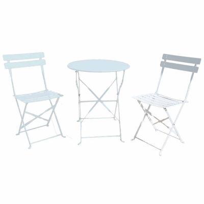 Carolina Chair U0026 Table Malibu 3 Pc. Bistro Set