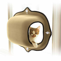 K & H Manufacturing EZ Mount Window Pod Kitty Sill