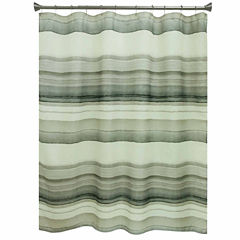 Studio™ Watercolor Stripe Shower Curtain