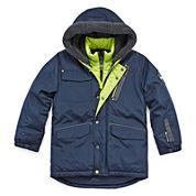 Big Chill Expedition Jacket - Preschool Boys 4-7