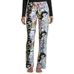 Disney Princess Fleece Pajama Pants-Juniors