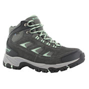 Hi-Tec Logan Womens Water Resistant Hiking Boots