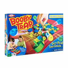Ideal Booby Trap Classic Board Game