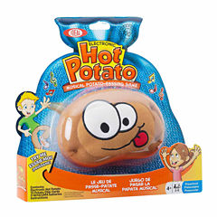 Ideal Hot Potato Musical Passing Electronic Game
