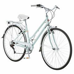 Schwinn Wayfarer 700c Womens Hybrid Retro City Bike