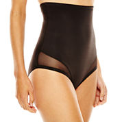 Underscore® Sheer High-Waist Briefs