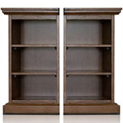 James Set of 2 Bookshelves