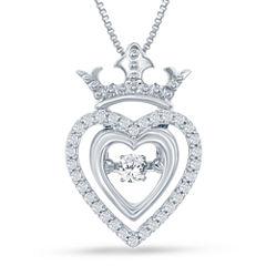 Enchanted by Disney 1/5 C.T. T.W. Silver Heart