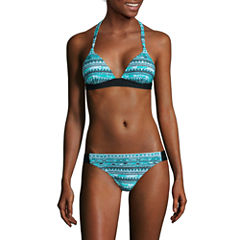 Arizona Mix & Match Push-Up Halter Swim Top or Hipster Swim Bottoms