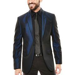 J.Ferrar Slim Fit Woven Sport Coat