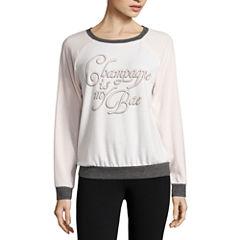 BELLE + SKY Hi Low Cozy Sweatshirt