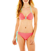 Arizona Bralette Swim Top or Tassel Hipster Bottoms - Juniors