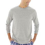 Stafford® Knit Crewneck Sleep Shirt –Big & Tall