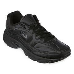Fila® Memory Workshift Mens Slip-Resistant Athletic Shoes