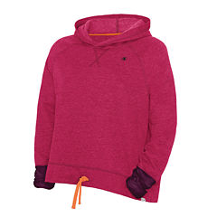 Champion® Long-Sleeve Hooded Cover-Up