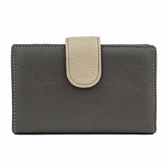 Mundi Rio Leather S&P Frame Indexer Wallet