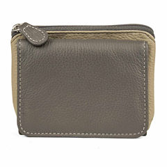 Mundi Rio Leather Mini Wallet