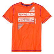Reebok Short Sleeve T-Shirt-Big Kid Boys