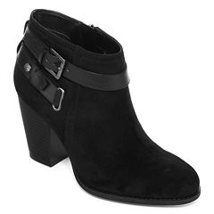 Liz Claiborne® Fawn Ankle Booties