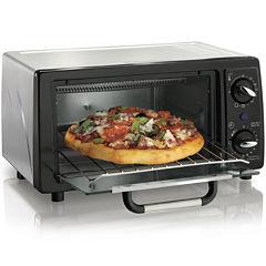 Hamilton Beach® 4-Slice Toaster Oven & Broiler