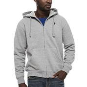 U.S. Polo Assn. Long Sleeve Fleece Hoodie